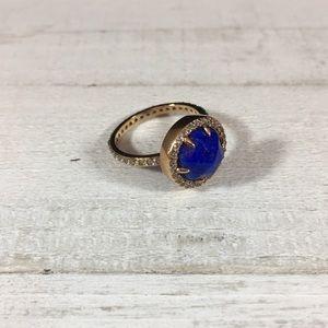 Henri Bendel // Lapis Lazuli Ring